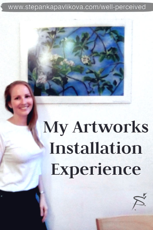 My Artworks Installation Experience
